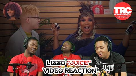 """The official music video for lizzo's juice from the album 'cuz i love you' available now. Lizzo """"Juice"""" Music Video Reaction - YouTube"""
