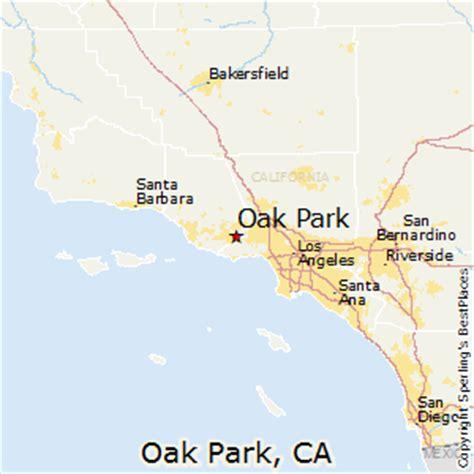 places    oak park california