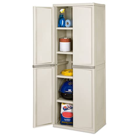Sterilite Storage Cabinet by New Sterilite 01428501 Heavy Duty Adjustable 4shelf Base