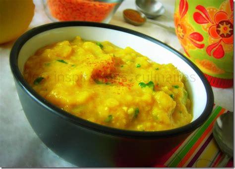 lentille cuisine recette soupe de lentilles corail recette egyptienne le
