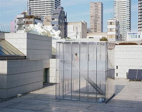 Cloudscapes By Tetsuo Kondo Architects In Tokyo, Japan