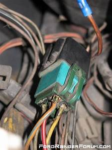 1986 Ford Ranger Fuel Pump Relay Location