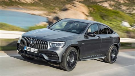 Explore the amg c 43 sedan, including specifications, key features, packages and more. 2020 Mercedes-AMG GLC 43 Debuts more Powerful than Ever ...