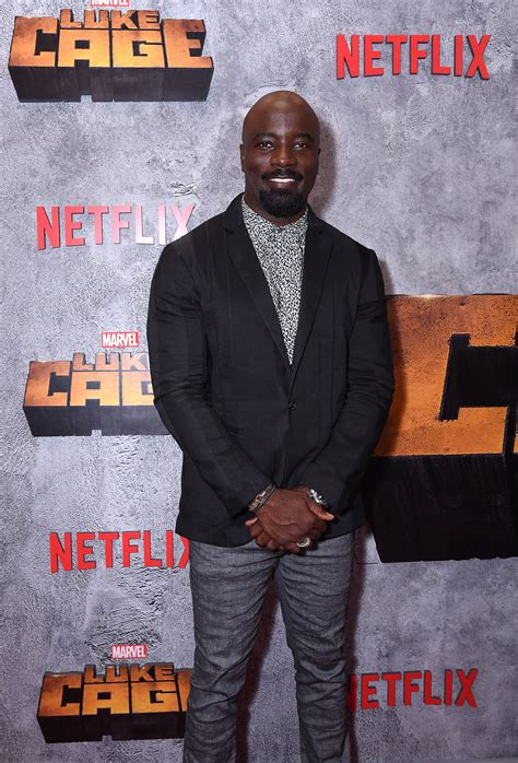 Exclusive Mike Colter On Luke Cage Season 2 Working With