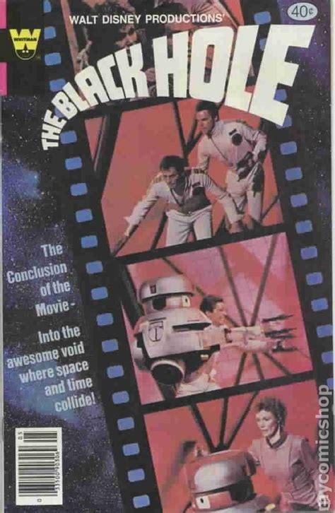 black hole  whitman comic books