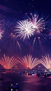nw30 firework city new year sky nature wallpaper