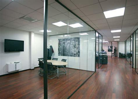 cloison de bureau en verre cloison de bureau 03 espace cloisons alu ile de