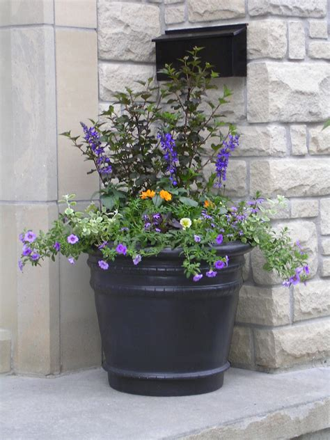 front door planters ideas inspirational containers hortus 2 there is life after retail