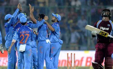 Ind Vs Wi  दूसरे मैच में जीत ही होगी एक रन से मिली हार की दवा