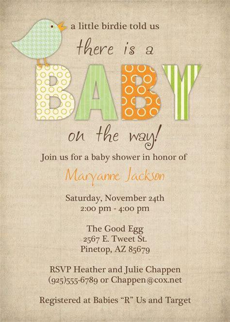 Baby Hintergrund Neutral by Neutral Baby Shower Invitation Textured Background