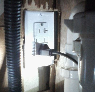 Electrical How Can Improve The Wiring Under Sink