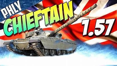 Thunder War Tank Gameplay Chieftain