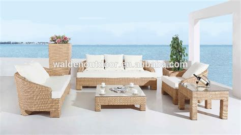 canapé en rotin pas cher pas cher en rotin jardin canapé meubles de jardin
