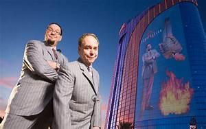 Penn Teller Reviews Show Preview Exploring Las Vegas