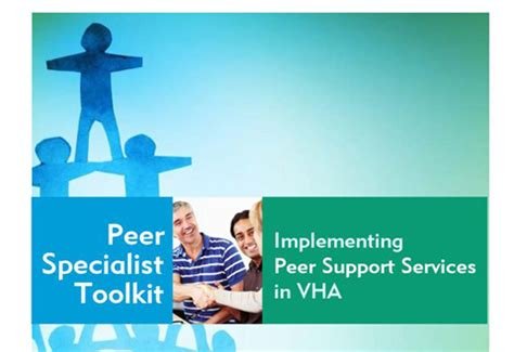 Toolkit For Peer Specialists  Center For Health Equity
