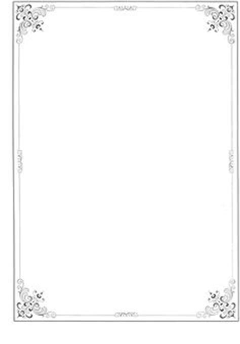 fancy page borders clipart  clipart
