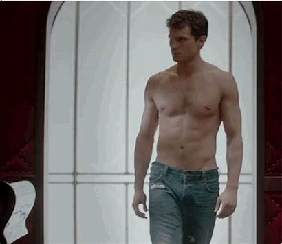 Grey Christian Shirt Jamie Dornan Without Shades