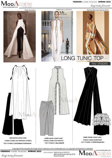 Sep 13, 2019 · london fashion week autumn/winter 2021/2022. Spring 2022 key shape Long tunic top in 2020 | Long tunic tops, Fashion, Fashion trend forecast