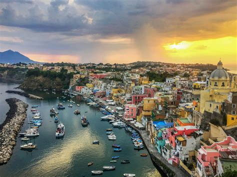 Procida The Secret Island In The Bay Of Naples