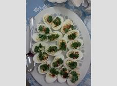 Christmas Deviled Egg Plates House of Rumpley