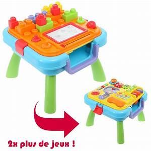 Table dactivites reversible pour bebe achat vente for Meuble rangement livre enfant 16 table dactivites reversible pour bebe achat vente