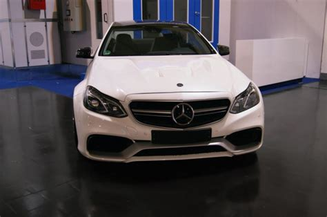 MERCEDES E-CLASS W207 COUPE CONVERSION TO NEW W213 LOOK ...