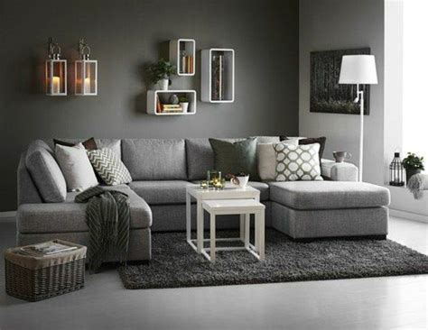 17 best ideas about salon gris on living room