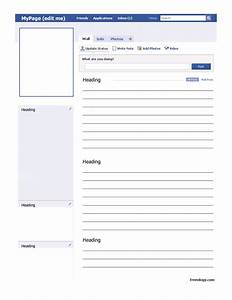 Facebook Profile Template | aplg-planetariums.org