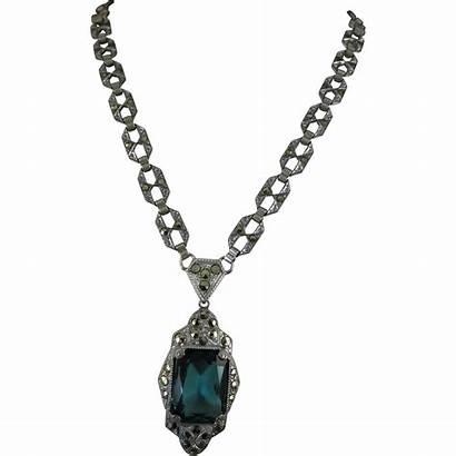 Necklace Stone Mystery Many Lovely