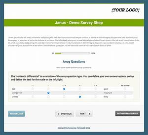 survey design template 28 images best photos of sles With free limesurvey templates