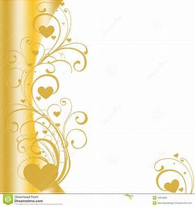 14 Gold Vector Border Images - Gold Borders and Frames ...