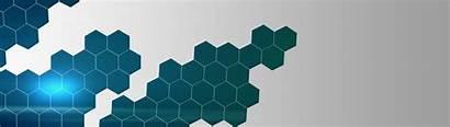 Dual Simple Monitors Display Multiple Geometry Wallpapers