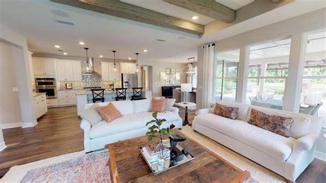 renown model features  wonderful open concept living  kitchen area  floor plan
