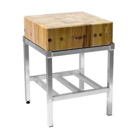 Buy Butchers Block  2ft By 2ft (60x60cm