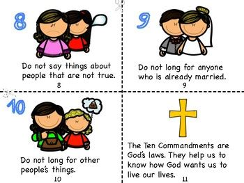 Manual for the christian life. the author, j. The Ten Commandments Mini Book by Miss P's PreK Pups | TpT