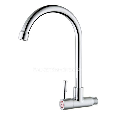 wall mounted kitchen faucet leaking wholesale wall mount kitchen faucet cold water only