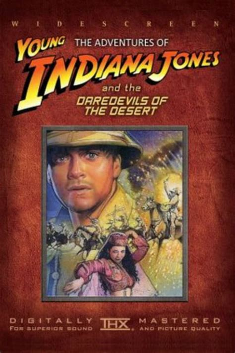 adventures  young indiana jones daredevils