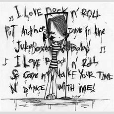 I Love Rock N Roll Lyrics Pictures, Photos, And Images For