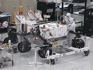 Rover Mars Science Laboratory