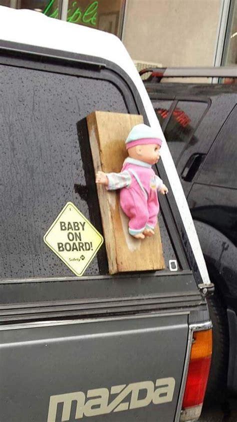 Baby On Board Meme - baby on board