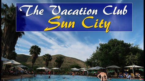 sun city vacation club what it looks like youtube