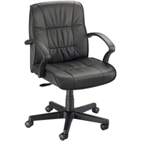 alvin 174 director executive leather chair office height