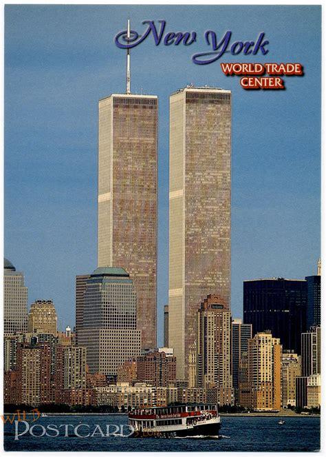 postales del world trade center historias de nueva york