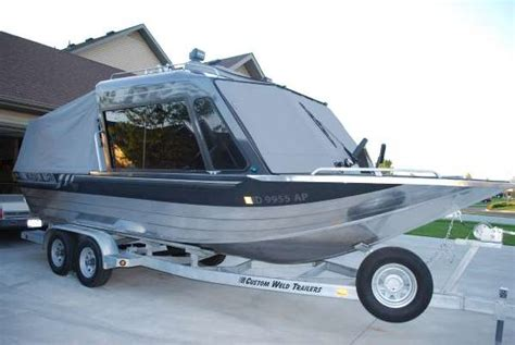 Whitewater Jet Boat by 2007 Custom Weld White Water Special Boats Yachts For Sale