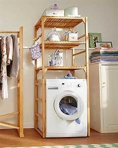 Regal Für Waschmaschine : die besten 25 waschmaschinen regal ideen auf pinterest regal ber waschmaschine ~ Sanjose-hotels-ca.com Haus und Dekorationen