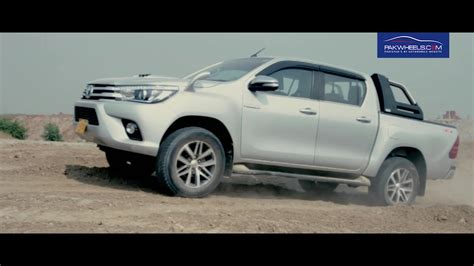 Revo Image by Toyota Hilux Revo Detailed Review Price Specs Features