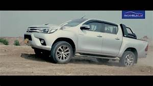 Toyota Hilux Revo Review By Pakwheels