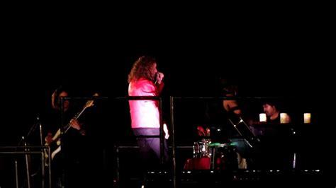 Si No Te Hubieras Ido Live In Santiago Chile 2011