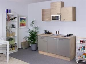Küche Günstig Kaufen Mit Elektrogeräten : k chenzeile mit mikrowelle g nstig kaufen ~ Watch28wear.com Haus und Dekorationen