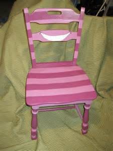 Alice in Wonderland Rocking Chair